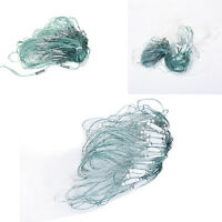 20m 3Layers Monofilaments Gill Fishing Net with Float Fish Traps Rede De Pesca E