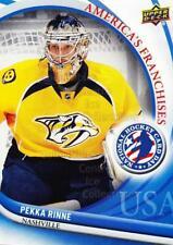 2012 Upper Deck National Hockey Card Day USA #4 Pekka Rinne