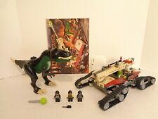 2005 Lego Dino Attack #7476 Iron Predator Vs. T-Rex Building Set Complete