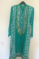BRAND NEW Pakistani kurta with embroidery