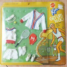 Vintage 1973 Ken get-ups'n go by Mattel #7837 Tennis New In Package