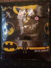 Boys Size 6 Batman One piece