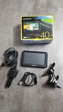 GARMIN NUVI 40LM GPS WITH FREE LIFETIME MAPS (US- CAN), UPDATE CABLE, GPS HOLDER