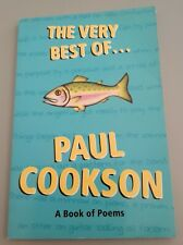 The Very Best Of Paul Cookson A Book Of Poems