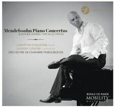 Mendelssohn - Piano Ctos & Works [New CD]