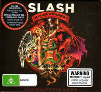 Slash Feat Myles Kennedy & The Conspirators ‎– Apocalyptic Love CD/DVD Sony USED