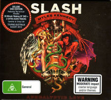 Slash Feat Myles Kennedy And The Conspirators – Apocalyptic Love CD & DVD NEW