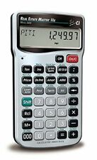 Calculated Industries 3405 Real Estate Master Iiix Real Estate Finance Calcul.
