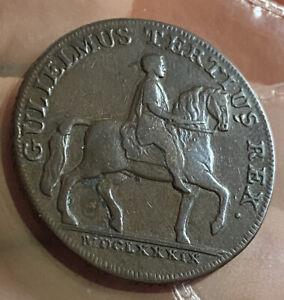 GB1/2 Penny Token 1791