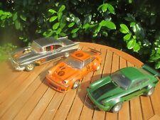 3x diverse TAMIYA 1:12 Bausätze - Porsche Turbo 911 934 JÄGERMEISTER & 57 Chevy