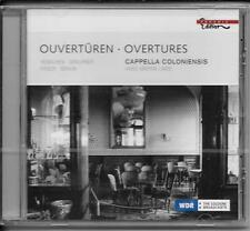 CD Cappella Coloniensis `Ouvertüren` Neu/OVP Hans-Martin Linde