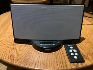 Bose SoundDock Series I Digital Music System - Black