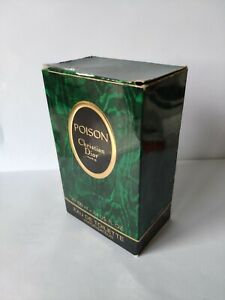 Vintage Christian Dior Poison 100ml women's perfume