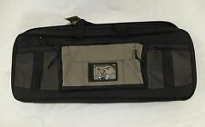 Tactical Tailor Covert Double Rifle Case - Unused. Black/Ranger Green