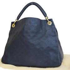 Authentic LOUIS VUITTON Artsy MM Shoulder Bag Monogram Empreinte M93448 635ER560