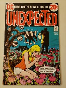 The Unexpected #145. DC. March 1973. VF+ 8.5 or HIGHER!