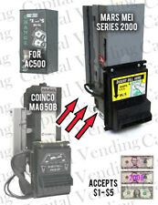 American Changer AC500 Validator Update Kit to Mars MEI Series 2000 - $1 - $5