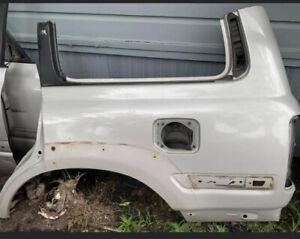 91-97 Toyota Land Cruiser FJ80 FZJ80 Driver Side Rear Quarter Panel