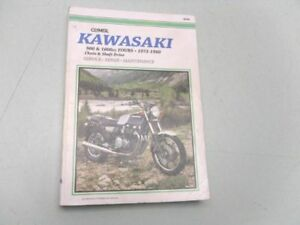 #0106 Clymer Motorcycle Service Manual