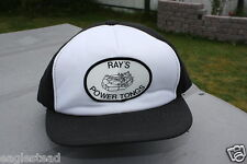 Ball Cap Hat - Ray's Power Tongs - Oil Gas Well Drilling Alberta (H843)