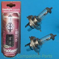 Land Rover Defender Ring Ultra Xenon Headlight Bulbs 60% Brighter
