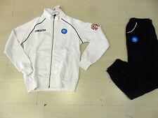 0378 MACRON TG S NAPOLI TUTA TRACKSUIT SUDADORA Survêtement Sportanzug 体操服