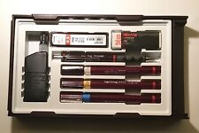 More details for rotring boxed used isograph college pen set0.2, 35, 0.50