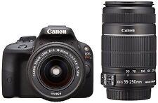 Canon digital camera EOS Kiss X7 2Lens zoom EF-S18-55mm / -S55-250mm KISSX7-WKIT