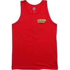 $28.00 Huf Sombrero Tank Top (red) Hufts3233Red