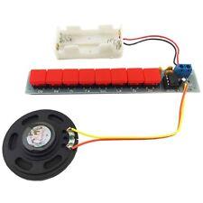 DIY Kit NE555 Electronic Component Parts Electric Piano Organ Module DIY Set