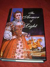 The Armor of Light by Lisa A. Barnett and Melissa Scott (1997, Hardcover)