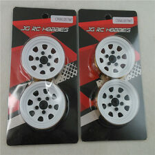1.9inch White Emulation Wheel G Spare Part for 1/10 Scale Rock Crawler RC Car