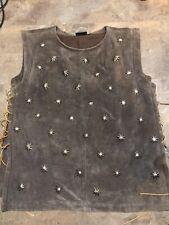 Windlass Medieval Renaissance Old Victor Leather Jerkin Tunic