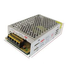 DC Inustrial Universal regulada Switching Power Supply LED tira Cctv 12V - 8.5A