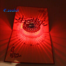 3D Pop Up Music Light Greeting Card Happy Birthday In Chinese Postcard Gift