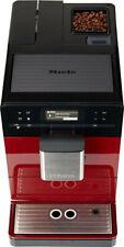 Miele CM 5300 coffee machine blackberry red ,free shipping Worldwide