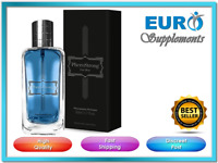Perfume with PHEROMONES for MEN ATTRACT WOMEN PheroStrong 50ml