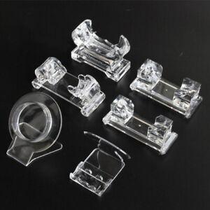 Transparent Acrylic Bracelet Display Rack Bangle Organizer Storage Holder Stand