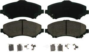 Disc Brake Pad Set-Posi 1 Tech Ceramic Front Autopart Intl 1412-36741