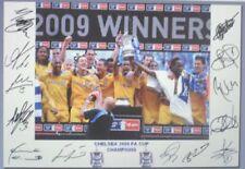 England 2000s Soccer Memorabilia