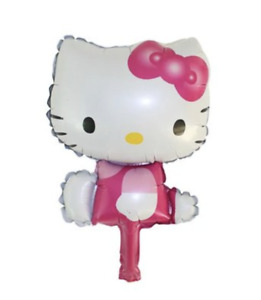 Pink Foil Balloon - Hello Kitty Balloon for Party