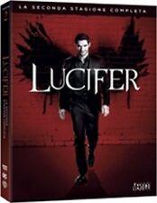 Lucifer - Stagione 2 (3 DVD) - ITALIANO ORIGINALE SIGILLATO -