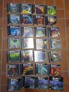 Die drei Fragezeichen CD Sammlung 28 CDs