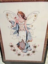 Mirabilia MAY'S EMERALD FAIRY Counted Cross Stitch Chart