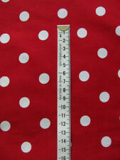 Unbranded Spotted Craft Fabric Fat Quarters, Bundles