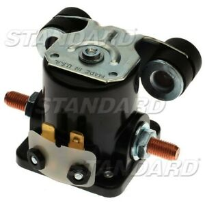 Glow Plug Relay  Standard Motor Products  SS591