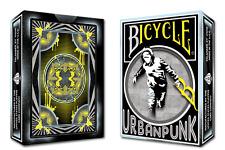 CARTE DA GIOCO BICYCLE URBAN PUNK,poker size