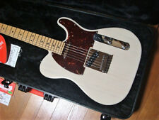 Fender USA American Deluxe Telecaster N3 Ash White Blonde w/OHSC EMS F/S*