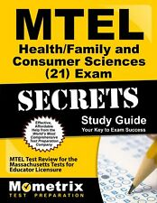 MTEL Health/Family and Consumer Sciences (21) Exam Secrets Study Guide