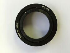 Canon Vari Extension Tube M15-25 for FD Mount Lens and FD Mount Camera